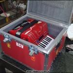 estuche para acordeon roland anvil