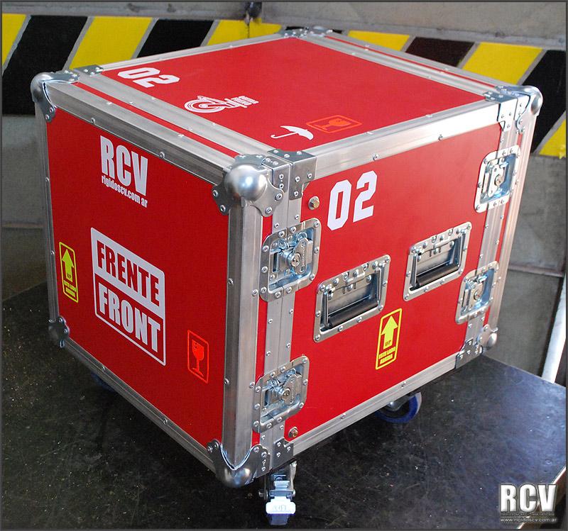 rcv argentina - flightcase - fabricante de estuches rigidos rack